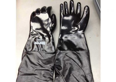 Blast Cabinet Gloves