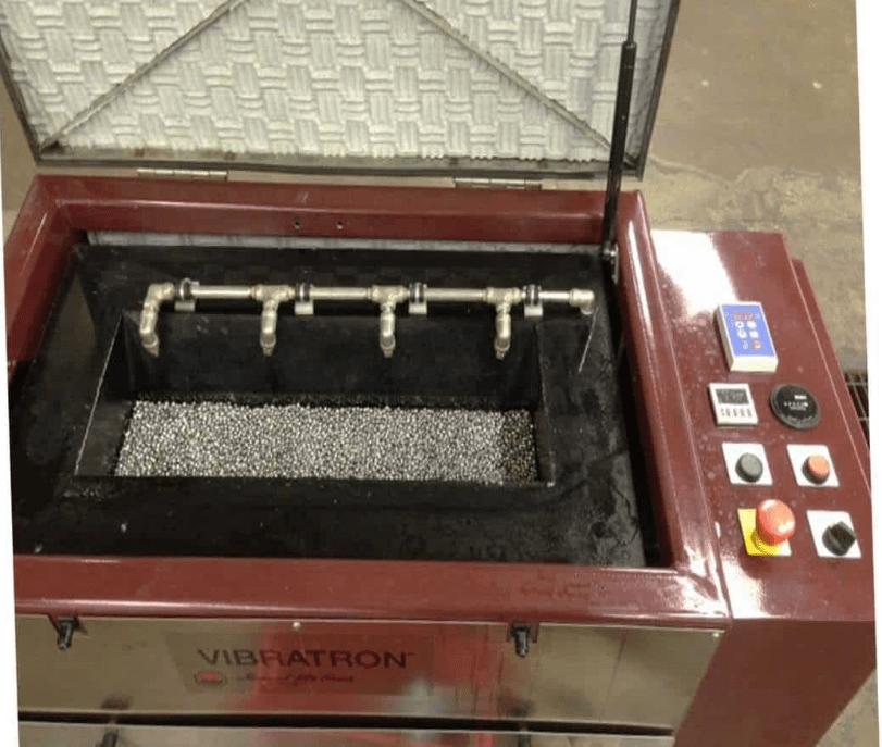 vibratory tub