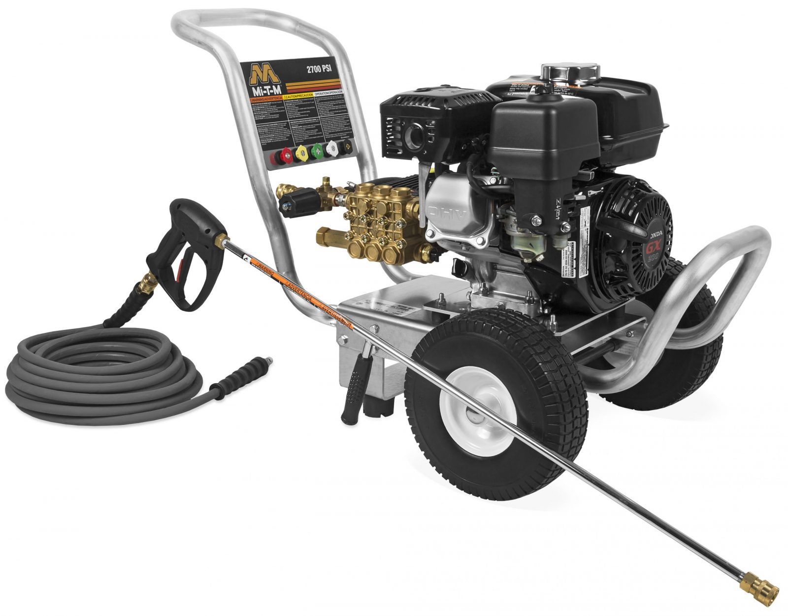 MiTM cold pressure washer