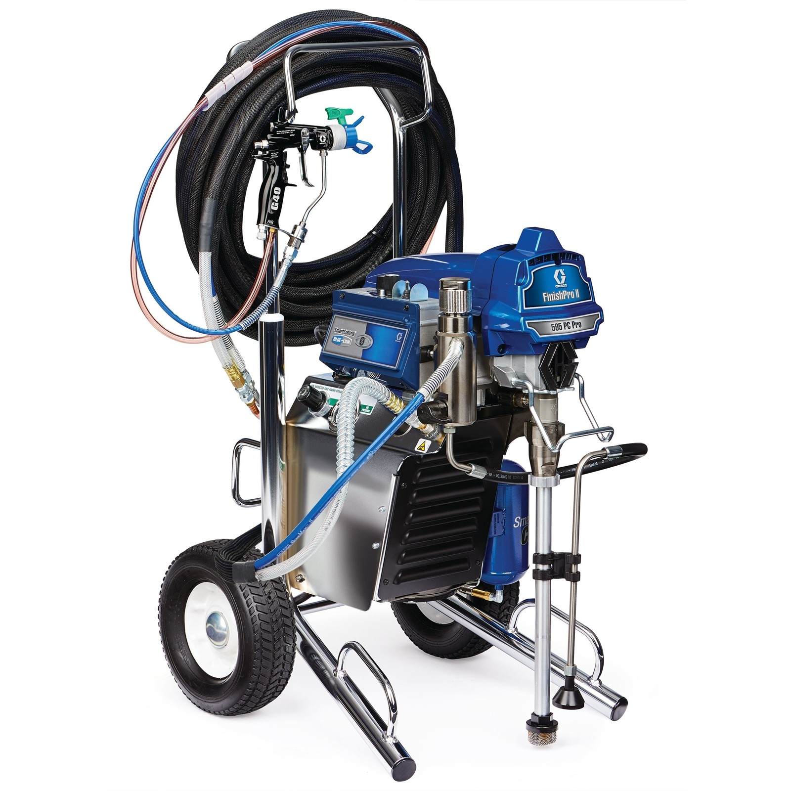 graco air assist airless sprayer 1