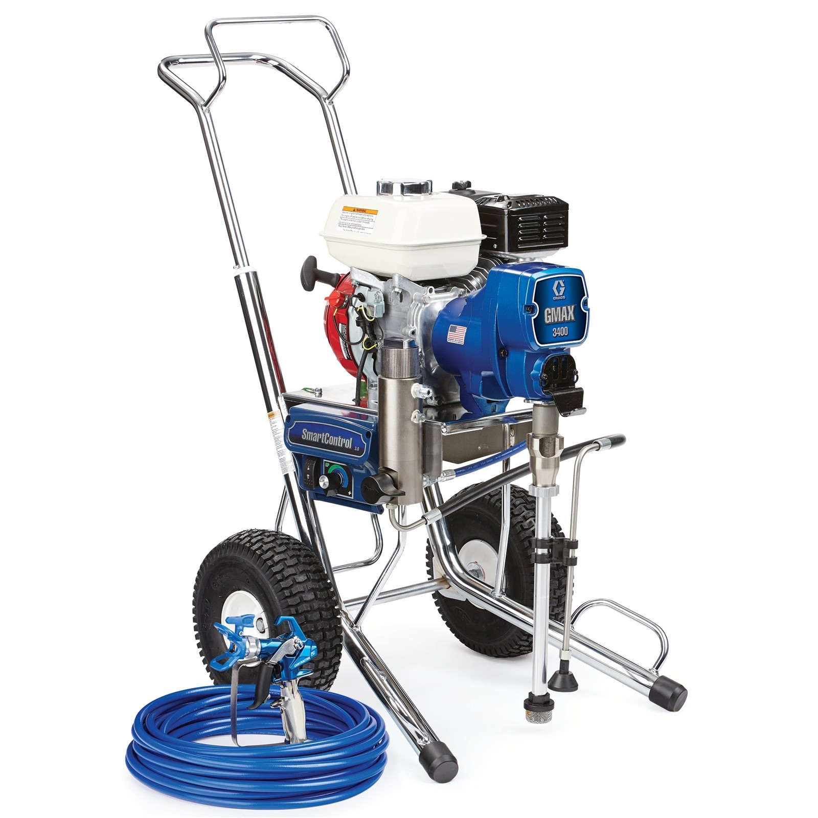 graco gas airless sprayer