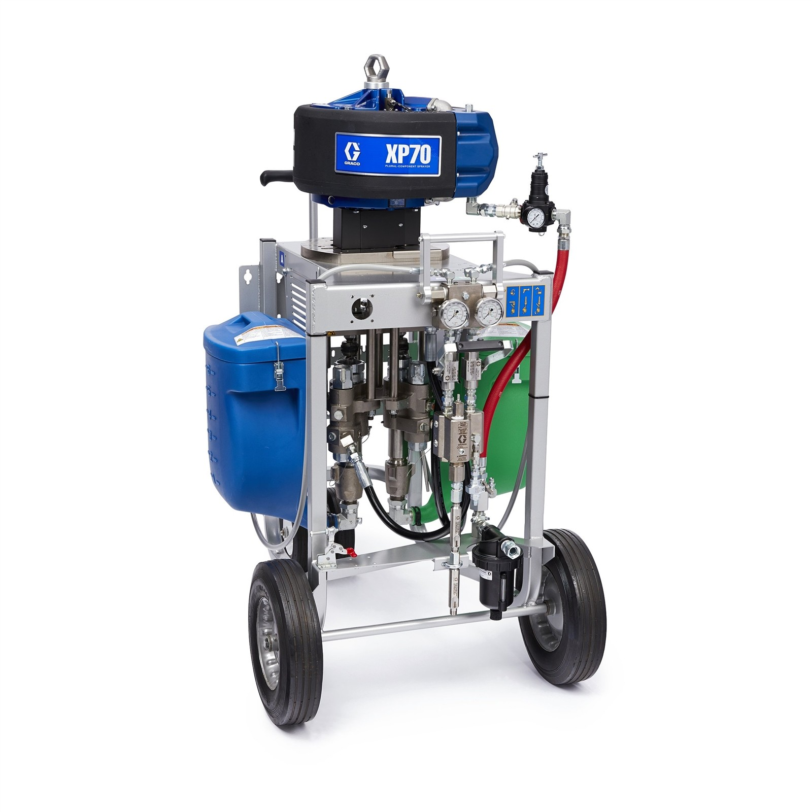 graco plural component sprayer
