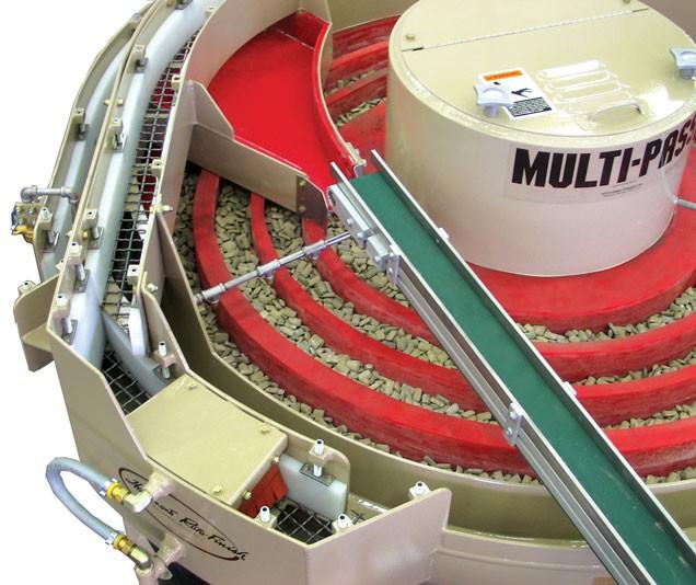 vibratory tumbler bowl