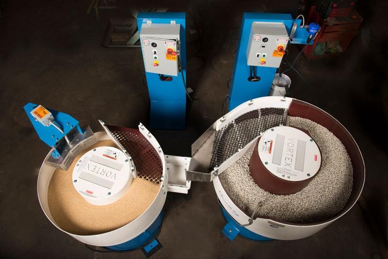 vibratory finishing equipment