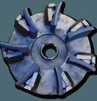 wheel blast parts
