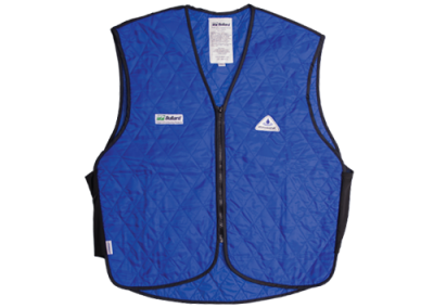 sandblasting comfort vest