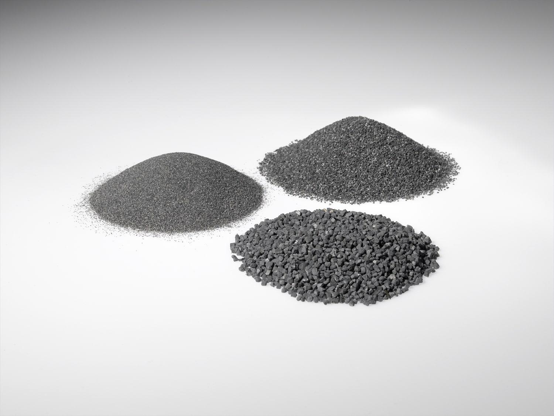 aluminum oxide blasting media