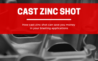 Cast Zinc Shot: Cost Saving Benefits for Shot Blasting