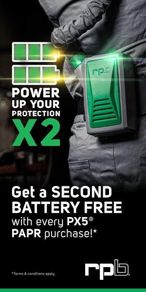 free papr battery